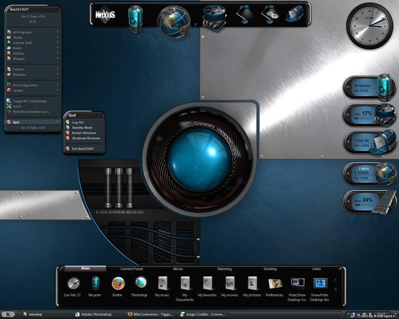 Winstep Xtreme 10.9 RePack Rus.